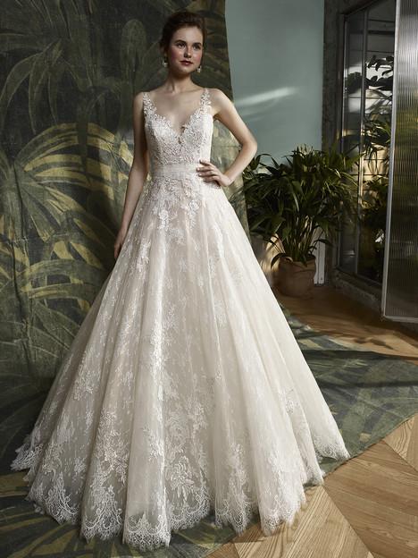 Kaylin Wedding                                          dress by Enzoani : Blue