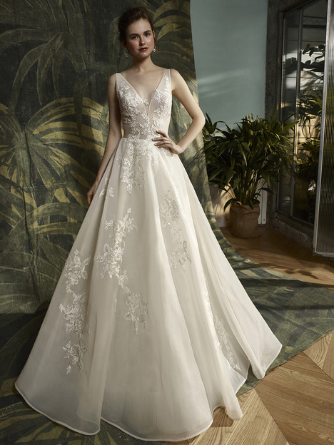 Keagan Wedding                                          dress by Enzoani : Blue