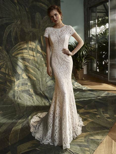 Keaton Wedding                                          dress by Enzoani : Blue