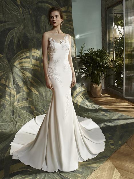 Keisha Wedding                                          dress by Enzoani : Blue