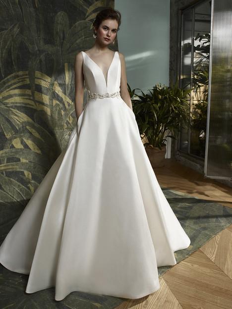 Kendrix Wedding                                          dress by Enzoani : Blue