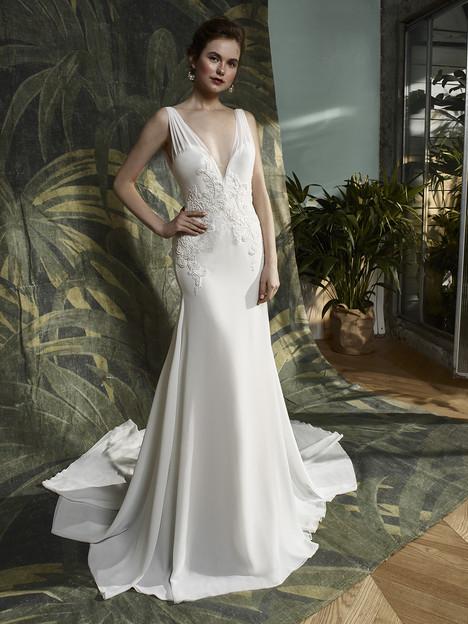 Kinsley Wedding                                          dress by Enzoani : Blue
