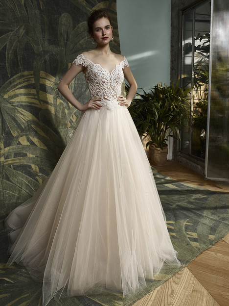 Kitara Wedding                                          dress by Enzoani : Blue