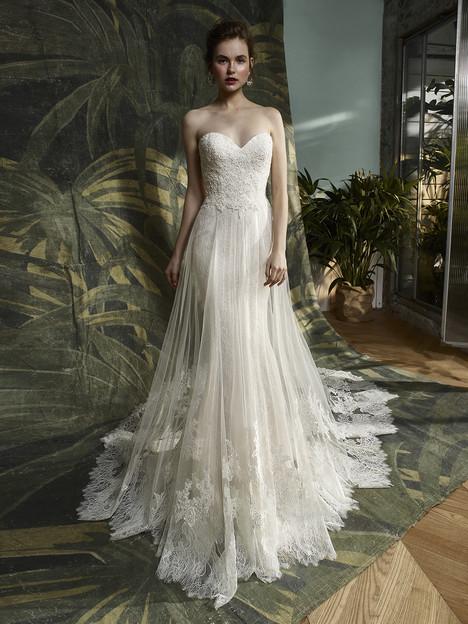 Kodie Wedding                                          dress by Enzoani : Blue