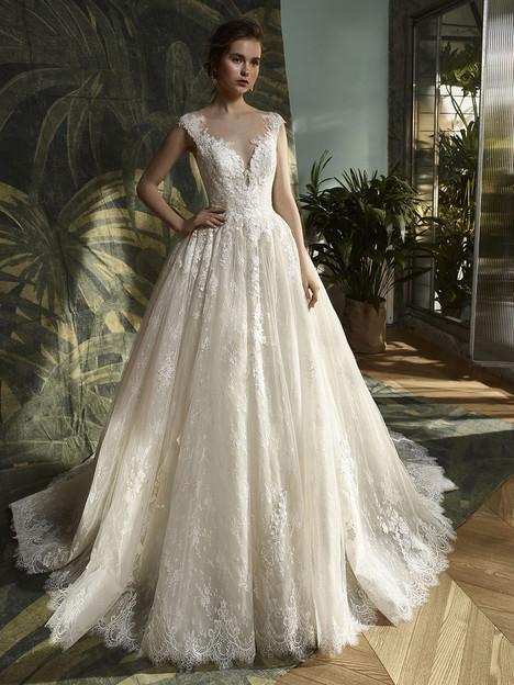Korra Wedding                                          dress by Enzoani : Blue