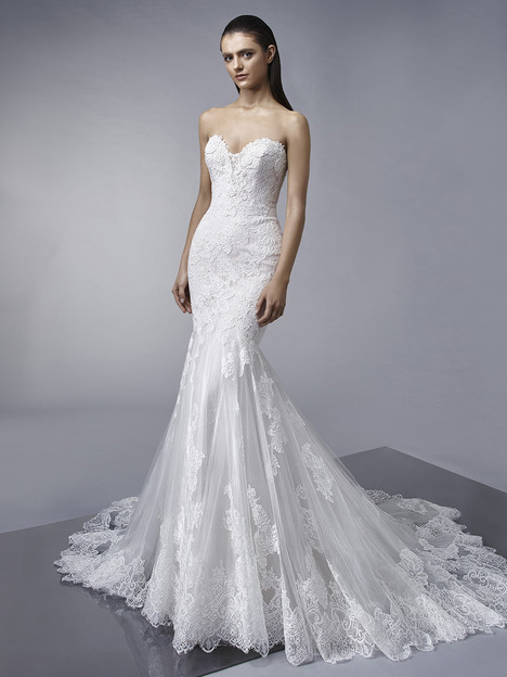 Maya gown from the 2018 Enzoani collection, as seen on dressfinder.ca