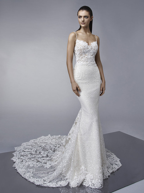 Midori gown from the 2018 Enzoani collection, as seen on dressfinder.ca