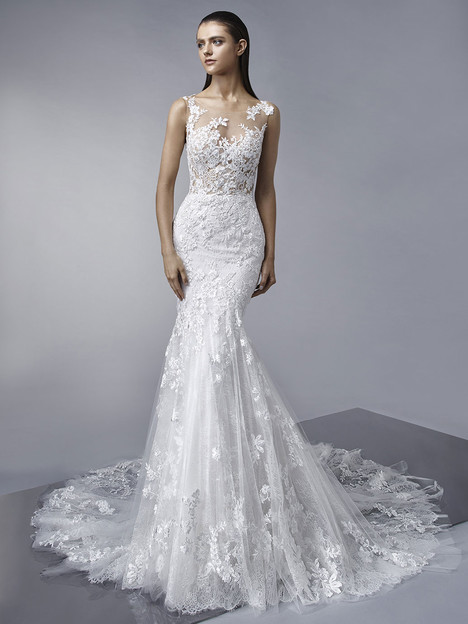 Molly gown from the 2018 Enzoani collection, as seen on dressfinder.ca