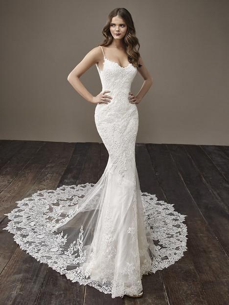 Becky Wedding                                          dress by Badgley Mischka Bride