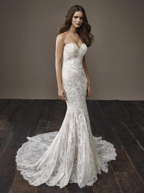 Bella Wedding                                          dress by Badgley Mischka Bride
