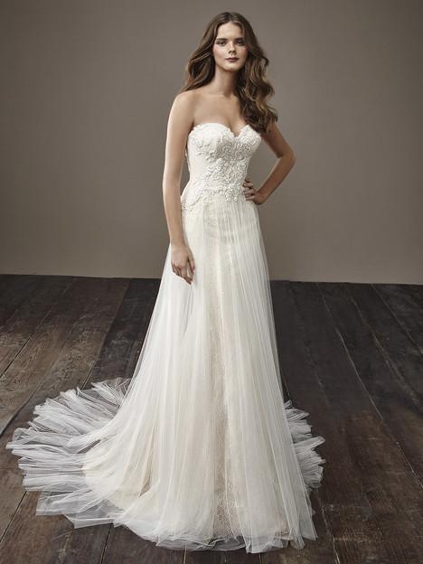 Bethany Wedding                                          dress by Badgley Mischka Bride