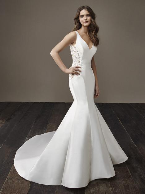 Beth Wedding                                          dress by Badgley Mischka Bride