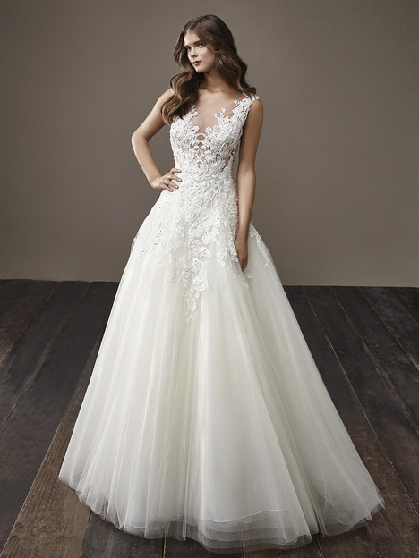 Betsy Wedding                                          dress by Badgley Mischka Bride