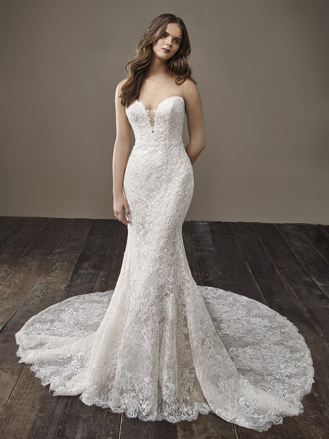 Bijou Wedding                                          dress by Badgley Mischka Bride