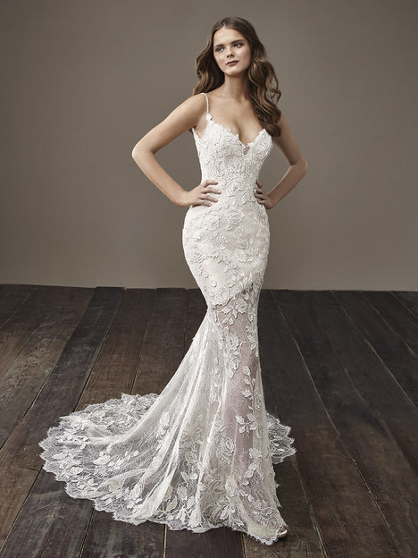 Blair Wedding                                          dress by Badgley Mischka Bride