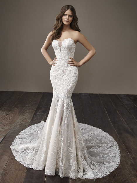 Bonnie Wedding dress by Badgley Mischka Bride
