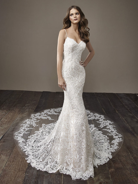 Brenda Wedding                                          dress by Badgley Mischka Bride