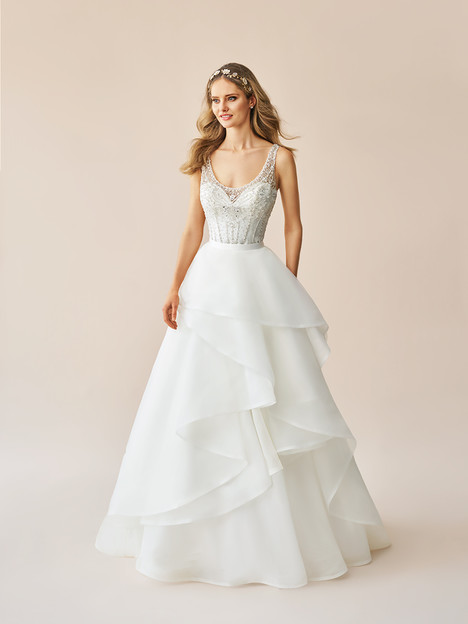 S2056 + S2066 Wedding                                          dress by Simply Val Stefani