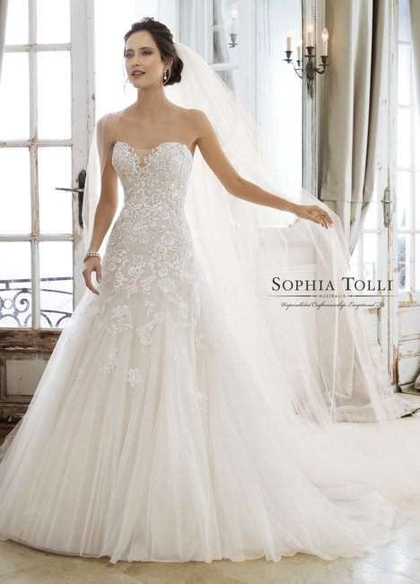 Adonia (Y11866) Wedding                                          dress by Sophia Tolli