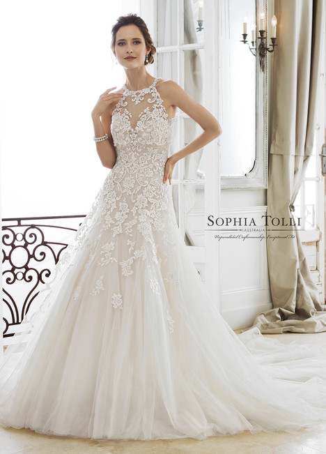 Adonia (Y11866LB) Wedding                                          dress by Sophia Tolli