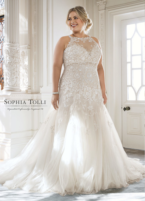 Adonia (Y11866LBLS) Wedding                                          dress by Sophia Tolli