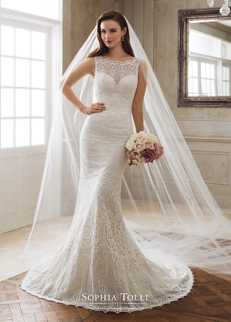Persephone (Y11869) Wedding                                          dress by Sophia Tolli