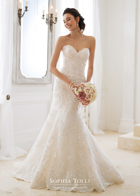 Alexia (Y11870) Wedding                                          dress by Sophia Tolli