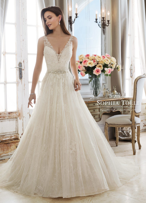Demeter (Y11871) Wedding                                          dress by Sophia Tolli