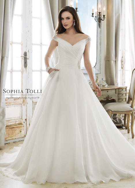 Ceres (Y11873) Wedding                                          dress by Sophia Tolli