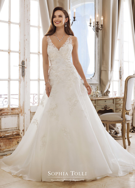 Artemis (Y11874) Wedding                                          dress by Sophia Tolli