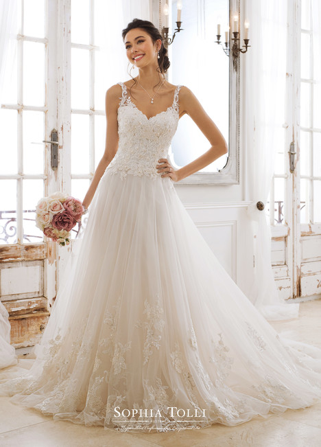 Pegasus (Y11877) Wedding                                          dress by Sophia Tolli