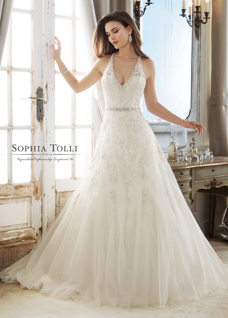 Kali (Y11878) Wedding                                          dress by Sophia Tolli