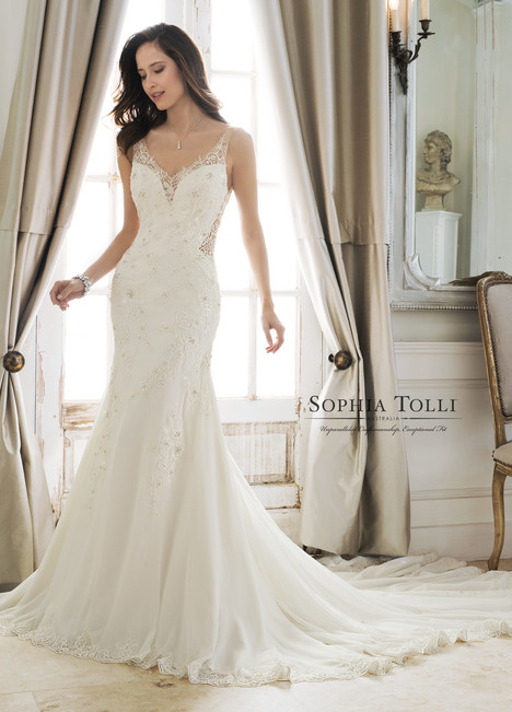 Desdemona (Y11879) Wedding                                          dress by Sophia Tolli