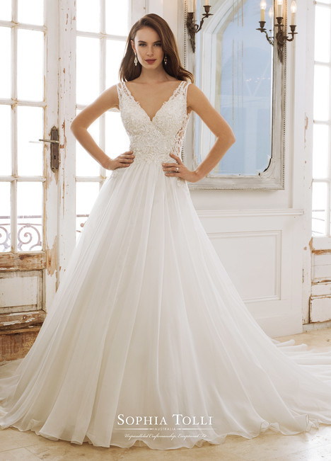 Peri (Y11882) Wedding                                          dress by Sophia Tolli