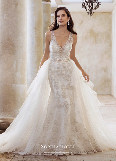 Olympia (Y11883) Wedding                                          dress by Sophia Tolli