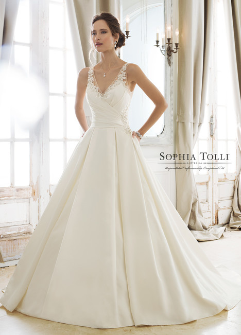 Osiris (Y11886) Wedding                                          dress by Sophia Tolli