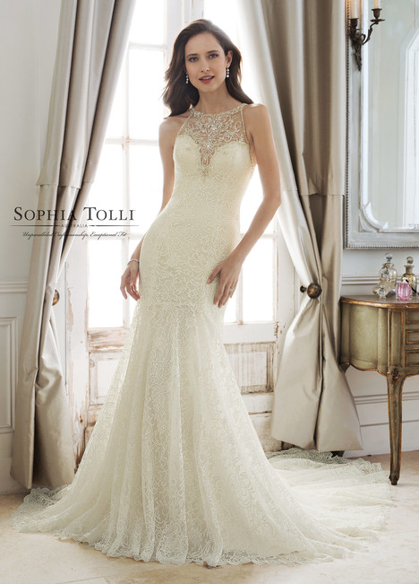 Alethia (Y11887) Wedding                                          dress by Sophia Tolli