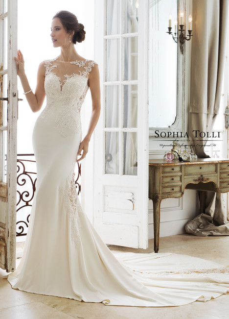 Ixion (Y11889) Wedding                                          dress by Sophia Tolli