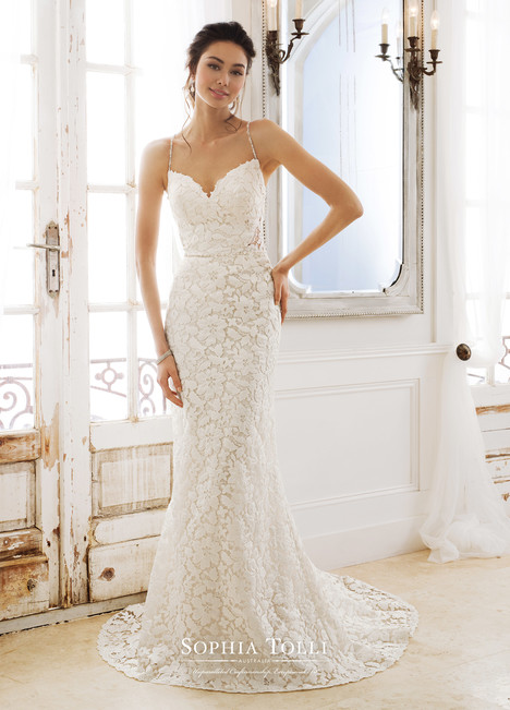 Godiva (Y11890) Wedding                                          dress by Sophia Tolli