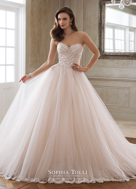 Aella (Y11891) Wedding                                          dress by Sophia Tolli