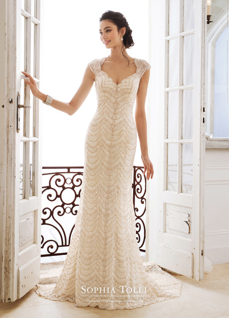 Galene (Y11892) Wedding                                          dress by Sophia Tolli