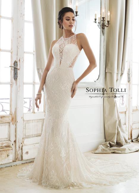 Zena (Y11895A) Wedding                                          dress by Sophia Tolli