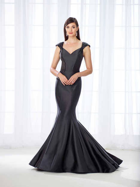 118661 (black) Mother of the Bride                              dress by Cameron Blake