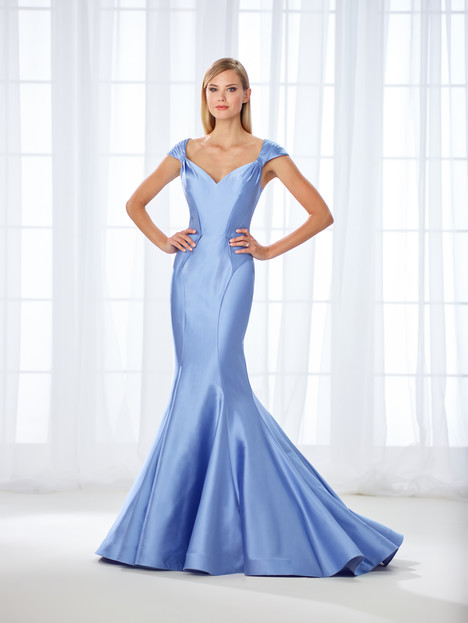 118661 (blue) Mother of the Bride                              dress by Cameron Blake