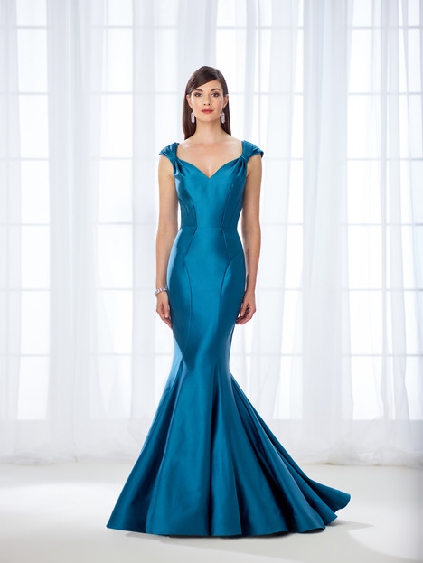 118661 (teal) Mother of the Bride                              dress by Cameron Blake