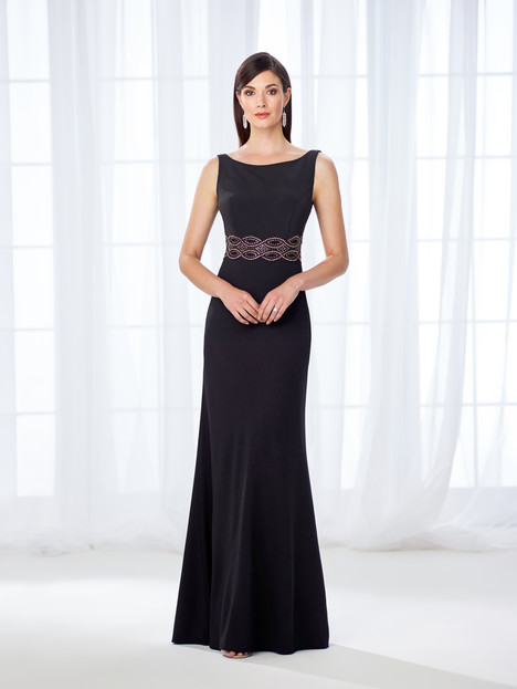 118662 (black) Mother of the Bride                              dress by Cameron Blake