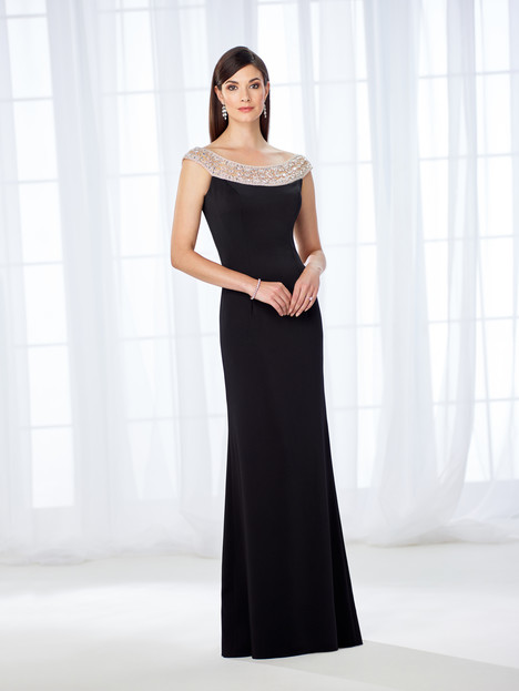 118663 (black) Mother of the Bride                              dress by Cameron Blake