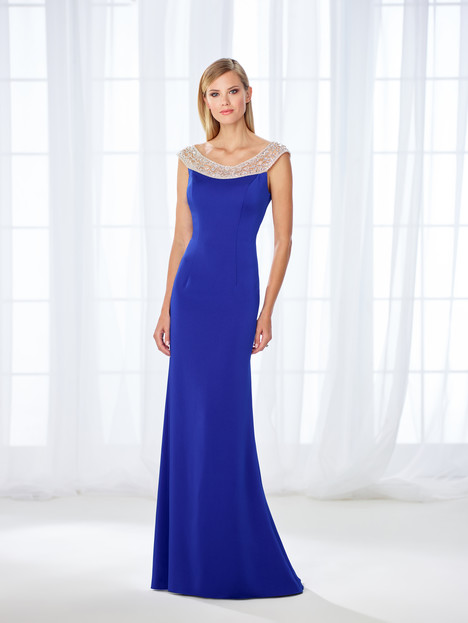 118663 (royal) Mother of the Bride                              dress by Cameron Blake