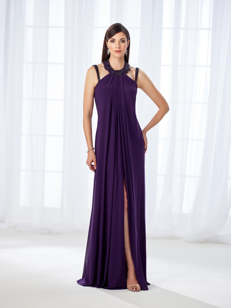 118664 (purple) Mother of the Bride                              dress by Cameron Blake