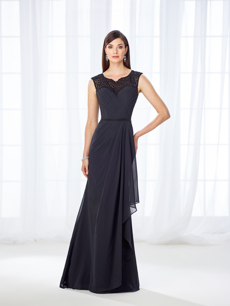 118665 (black) Mother of the Bride                              dress by Cameron Blake
